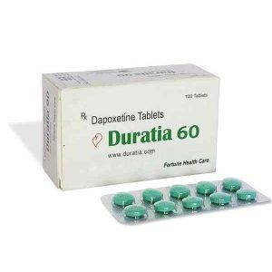 Γενικός DAPOXETINE για πώληση στην Ελλάδα: Duratia 60 mg στο ηλεκτρονικό ηλεκτρονικό κατάστημα ψαριών azfreighters.com