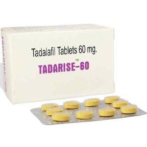 Γενικός TADALAFIL για πώληση στην Ελλάδα: Tadarise 60 mg Tab στο ηλεκτρονικό ηλεκτρονικό κατάστημα ψαριών azfreighters.com
