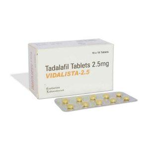 Γενικός TADALAFIL για πώληση στην Ελλάδα: Vidalista 2.5 mg στο ηλεκτρονικό ηλεκτρονικό κατάστημα ψαριών azfreighters.com